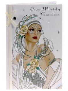 Ideas For Fashion Ilustration Art Deco Art Vintage, Look Vintage, Vintage Ladies, Vintage Paintings, Art Deco Paintings, Vintage Woman, Art Nouveau, Art Deco Cards, Art Deco Illustration