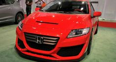 2016 Honda CRZ Facelift www.dchhondaoftemecula.com