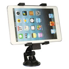 6.5-14cm Width Adjustable Universal Car Windshield Suction Tablet Mobile Phone Mount Holder Stand For Ipad/Iphone/Samsung Tab #electronicsprojects #electronicsdiy #electronicsgadgets #electronicsdisplay #electronicscircuit #electronicsengineering #electronicsdesign #electronicsorganization #electronicsworkbench #electronicsfor men #electronicshacks #electronicaelectronics #electronicsworkshop #appleelectronics #coolelectronics