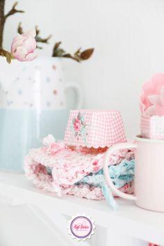 Syl loves, pastel, pastel love, pink, mint, minty, Ib Laursen, GreenGate