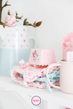 Today I see pink and a little Giveaway * Dzisiaj widze moj swiat na rozowo i maly Giveaway