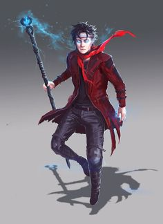 Male version of Scarlet Witch's costume from MCU!<<<actually that's Wiccan, one of her sons(well his soul is anyway...)