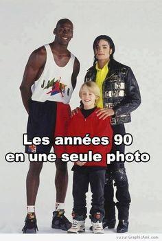 Les années 90 en une seule photo