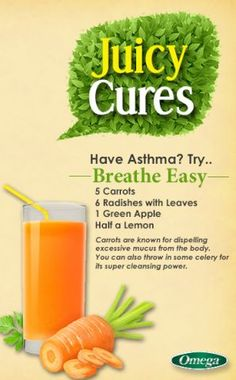 Wellness Week Juicy Recipe No. 2 Breathe Easy with Omega Juicers!