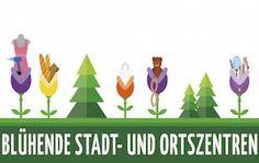 Blühende Stadt- und Ortszentren 2016 Employer Branding, Organization Development, Centre, Communication, City, Places