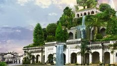 The Hanging Garden of Babylon - Topely.com | Top Ten Things of the World.