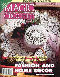 Magic Crochet 119 Magic Crochet - the BEST crochet magazine EVER!