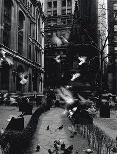 Mario de Biasi, New York, 1955