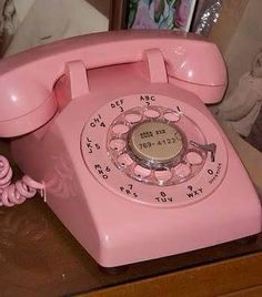 Rotary phones! I think they might be faster than some cells these days
