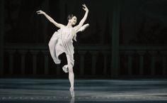 Diana Vishneva in Leonid Lavrovsky's Romeo and Juliet. Photo by Nikolay Krusser.