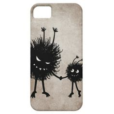 Evil Cartoon Bug Mother And Child Cover For iPhone 5/5S $42.95 #gothic #mothersday #iphone #cases