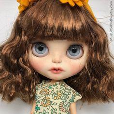 Un preferito personale dal mio negozio Etsy https://www.etsy.com/it/listing/606035585/ooak-custom-blythe-doll-fake-andeole