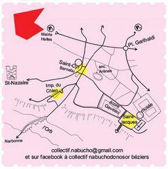 LE GRAND NABUCHO Festival de Quartier à Béziers les 3 et 4 juin