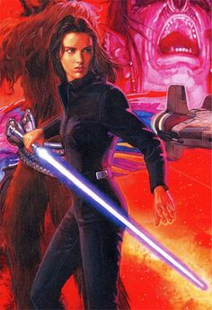 Jaina Solo Fel - Wookieepedia, the Star Wars Wiki