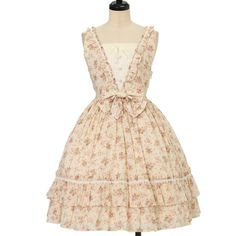 Worldwide shipping available ♪ BABY, THE STARS SHINE BRIGHT ☆ ·. . · ° ☆ classical Rose Garden jumper skirt https://www.wunderwelt.jp/en/products/w-16553  IOS application ☆ Alice Holic ☆ release Japanese: https://aliceholic.com/ English: http://en.aliceholic.com/