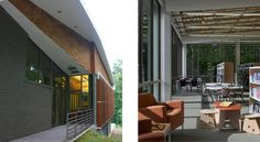 Houser Walker Architecture   Toco Hill Public Library