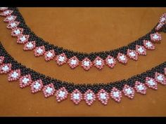 Seed bead jewelry Short video tute ~ Seed Bead Tutorials Discovred by : Linda Linebaugh Seed Bead Tutorials, Seed Bead Patterns, Beaded Jewelry Patterns, Beading Tutorials, Beading Patterns, Jewelry Model, Diy Jewelry, Handmade Jewelry, Jewelry Making
