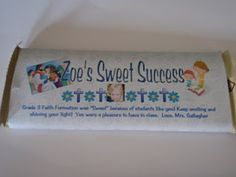 Last Day of Sunday School Candy Bar Wrapper Free to Print from Teaching Heart!