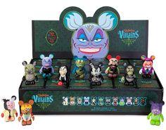 Exclusive Disney Store Villains Vinylmation Preview & Giveaway ...