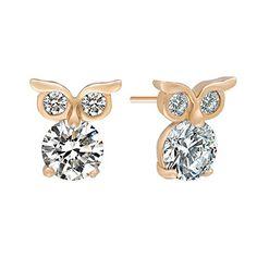 Romantic Time Lovely Night Owl Zirconia Novelty 18k Rose Gold Plated Stud Earrings Romantic Time http://www.amazon.com/dp/B0146N8FA8/ref=cm_sw_r_pi_dp_0Otkwb1PZNV4D
