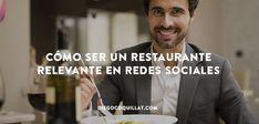 ¿Cómo mejorar el perfil de un restaurante en las Redes Sociales? En este artículo, Alejandro Fresneda, de MrNoow da las claves necesarias para que la actividad online de un negocio de hostelería tenga éxito. #Influencers #RedesSociales #Reputaciónonline #Restaurantes