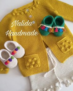 Baby Knitting Patterns, Baby Patterns, Teachers Pet, Baby Dress, Elsa, Diy And Crafts, Baby Shoes, Pullover, Crochet