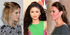 13 Half-Up Hairstyles That Are So Trendy Right Now - GoodHousekeeping.com