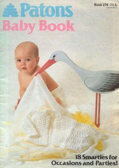 Patons 275 Baby Book