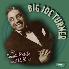rock n roll record covers big joe turner - Google Search
