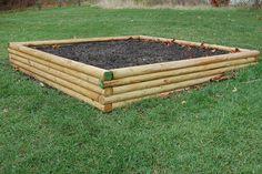 Landscape Timber Benefits