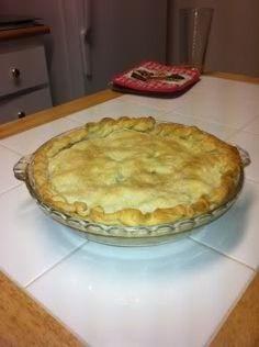 Semi-Homemade EASIEST Chicken Pot Pie