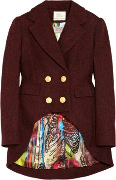 Woody Ringmaster Harris Tweed Jacket - Lyst