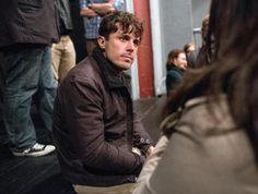 "benafflecks: ""Casey Affleck on set of The Finest Hours """