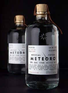 Meteor-Driven Packaging