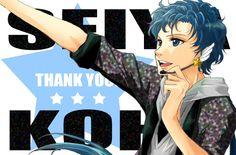 Sailor Starfighter / Seiya by花雨  Awesome!!!