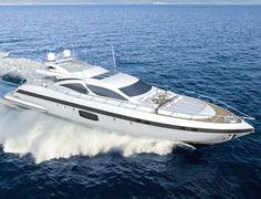 Super luxury yacht!