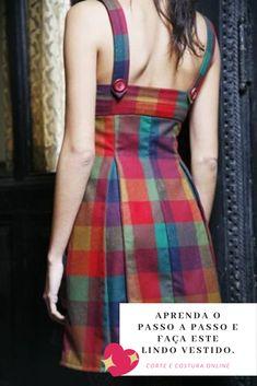 Cute Dresses, Casual Dresses, Short Dresses, Kurta Designs, Blouse Designs, Khaki Shirt Dress, Dress Outfits, Fashion Dresses, Kids Frocks