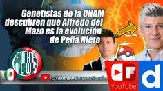 Descubren que Alfredo del Mazo es la evolución de Peña Nieto
