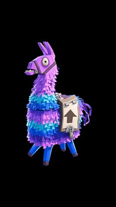 Fortnite llama coloring page super fun coloring pages in 2019 llama drawing llama print - Fortnite llama background ...