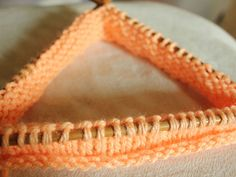 How to Knit With Double Pointed Needles: 8 Steps (with Pictures)