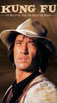 """Kung Fu"", the 1970's television series shown on ABC and produced by Warner Brothers -  adventures of Kwai Chang Caine played by David Carradine."