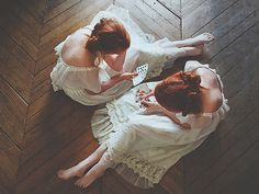 Doppelgänger • 4/18 by -Julie de Waroquier- #flickstackr  Flickr: http://flic.kr/p/qi9sKf