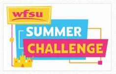 Check all of the summer learning tools and resources from WFSU and PBS Kids, plus join the Summer Challenge!