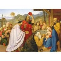 The Adoration of the Kings Christmas Cards