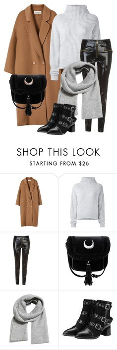 """""""autumn17"""" by getdressedwithme on Polyvore featuring moda, Le Kasha, Tommy Hilfiger i MANGO"""