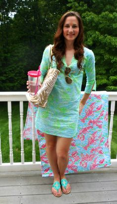 #summerinlilly @Lilly Pulitzer  @Jack Rogers