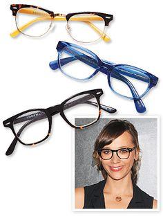 cbe3158ddc9 Found It! Rashida Jones s  65 Retro-Chic Glasses