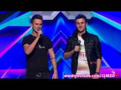 The Royce Twins - The X Factor Australia 2013 - AUDITION [FULL] START AT FOUR MINUTES TO HEAR THEM SING