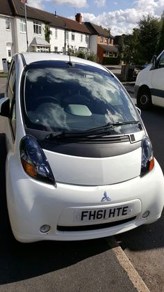 My 1st Fully Electric Car!!