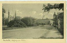 Alte Ansichtskarte Postkarte Neustrelitz Schloss 1935 s/w in Sammeln & Seltenes, Ansichtskarten, Deutschland, Mecklenburg-Vorpommern | eBay